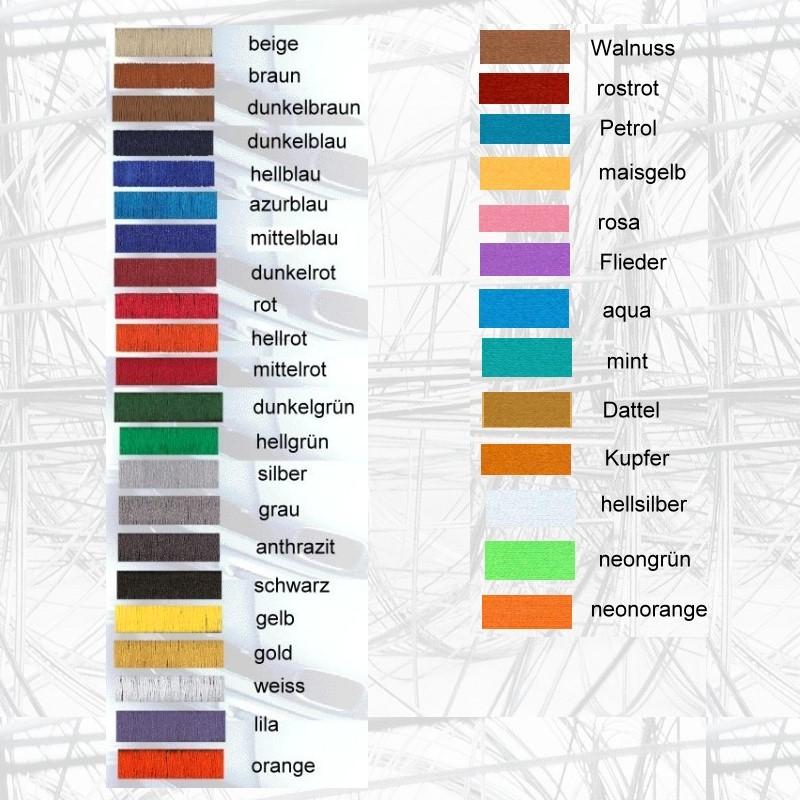 Farben Auswahl