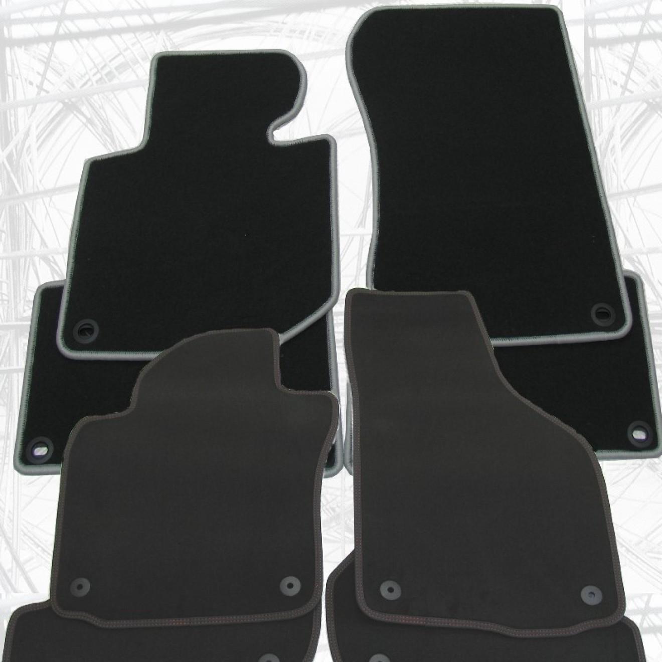 auto fussmatten f r volvo modelle. Black Bedroom Furniture Sets. Home Design Ideas
