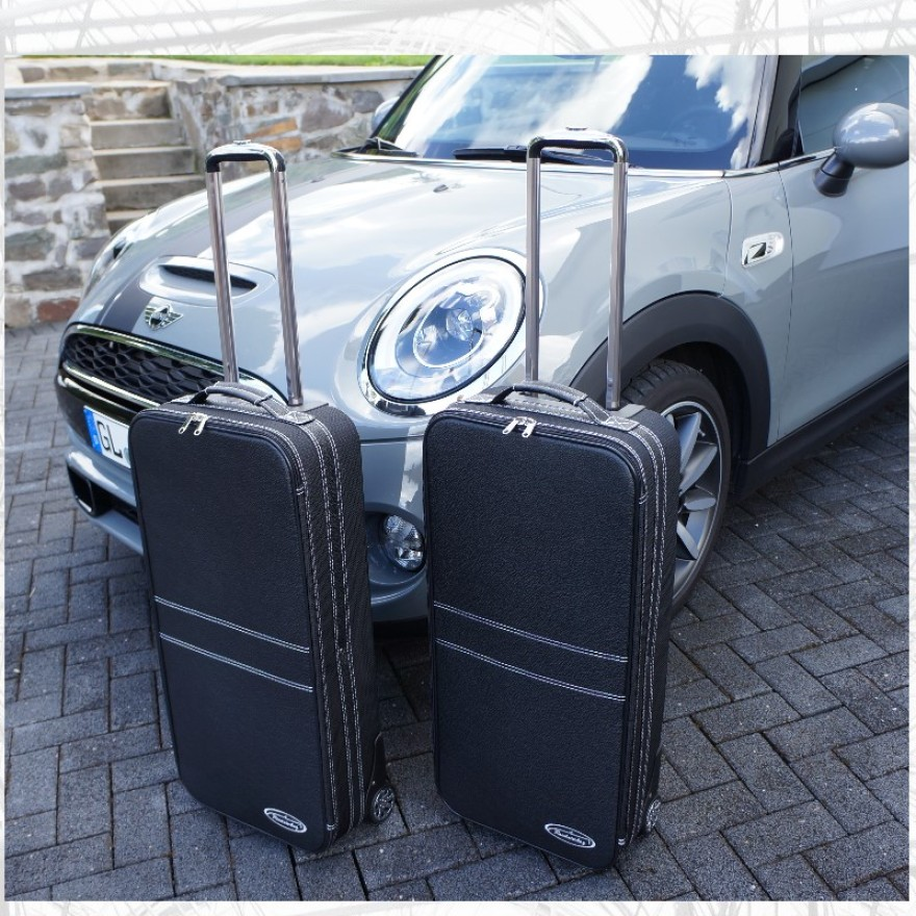 Koffer Set Für Mini Cabrio F57