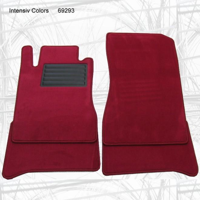 auto fu matten intensiv colour f r porsche. Black Bedroom Furniture Sets. Home Design Ideas
