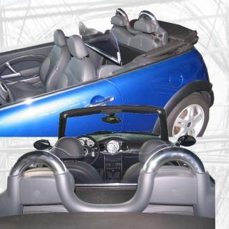 windschott f r cabrio und roadster. Black Bedroom Furniture Sets. Home Design Ideas